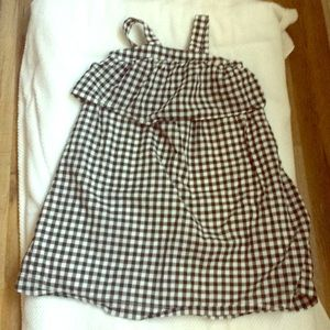 baby Gap Plaid Dress for Girl.